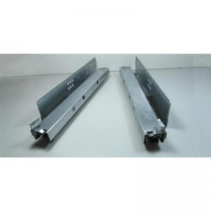 full extension H45 Soft close self close drawer runners slides 400mm